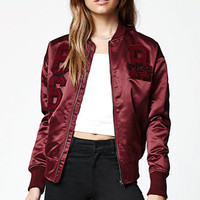 Young & Reckless Varsity Bomber Jacket at PacSun.com