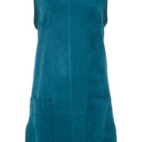 Suede Mini Dress | Moda Operandi