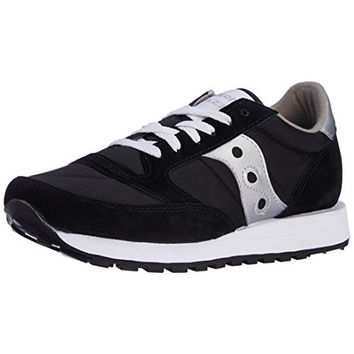Saucony Mens Jazz Original Suede Contrast Trim Fashion Sneakers