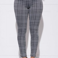 Lizette Pants - Grey
