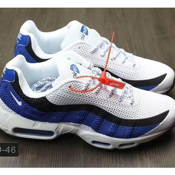 Nike AIR MAX 95 Trending Men Leisure All Air Cushion Sport Runni d3ce942d1