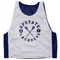 New York Upstate Lacrosse Pinnie