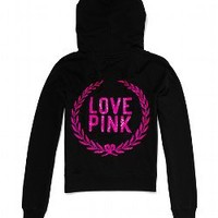 Bling Perfect Zip Hoodie - Victorias Secret PINK - Victoria's Secret