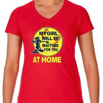 Softball Mom T Shirts, Shirts & Tees | Custom Softball Mom Clothing