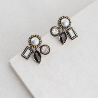 Light in the Dark Stud Earrings