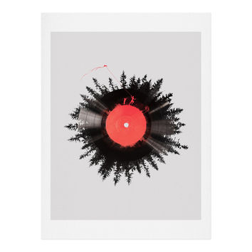 Robert Farkas The Vinyl of my life Art Print