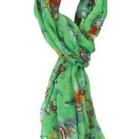 Donna Butterfly Scarf