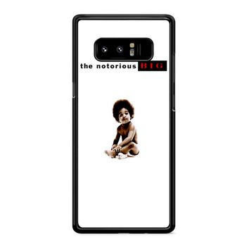 The Notorious Biggie Samsung Galaxy Note 8 Case