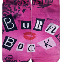 BURN BOOK SOCKS