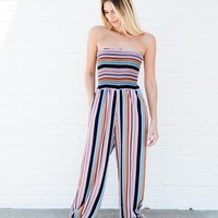 OUT OF YOUR LEAGUE JUMPSUIT
