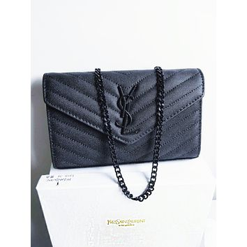 YSL tide brand female handbags shoulder bag chain bag
