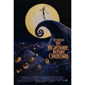 Nightmare Before Christmas poster 24x36