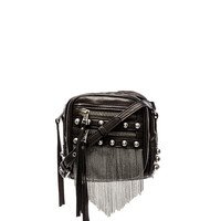 Ash Moxy Crossbody in Black