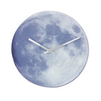 The Luminescent Moon Clock