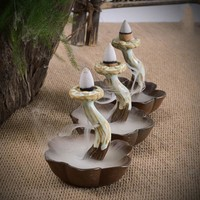 The Creative Mushroom - Backflow Incense Burner