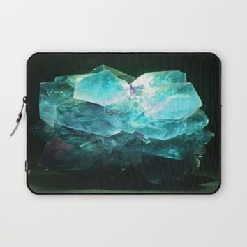 My Magic Crystal Story Laptop Sleeve by Azima