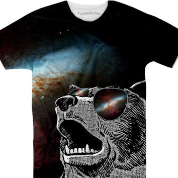 Glorious Space Bear T-Shirt