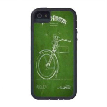 Harley Davidson Shock Absorber Patent for iphone 5s case