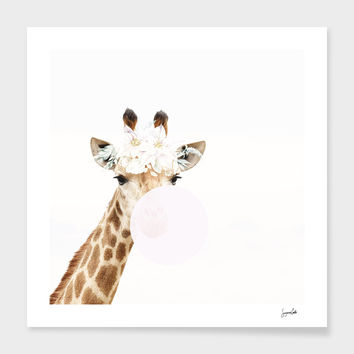 «Mara» Art Print by Suzanne Carter - Numbered Edition from $24.9 | Curioos