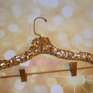 Wedding hanger,Sequin Hangers, Hanger, Sparkle Hangers, Storage and organization, Wedding,Dress hanger, Wedding accessories, Custom hangers