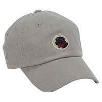 Frat Hat in Grey Linen by Southern Proper