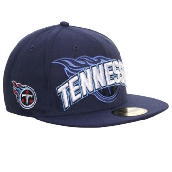 NFL Tennessee Titans Draft 5950 Hat