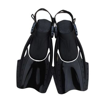Swimming Training Game Short Flippers Diving Flippers Snorkeling Equipment