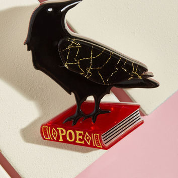 Erstwilder Nevermore Resin Pin