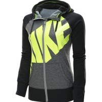 Nike Women's All Time Full Zip Hoodie | DICK'S Sporting Goods