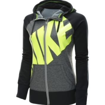 Nike Women's All Time Full Zip Hoodie - from DICK'S Sporting