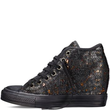 Chuck Taylor All Star Lux Wedge Sequins from Converse  c7b4ee24c39e