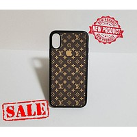 Louis Vuitton iPhone X Case iPhone 10 Case iPhone 10 Phone Case iPhone X Cover iPhone 8 iPhone 7 iPhone 7 Plus iPhone 8 plus
