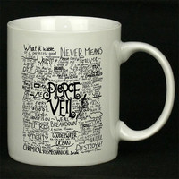 Fan Art Pierce The Veil Song Lyric For Ceramic Mugs Coffee *