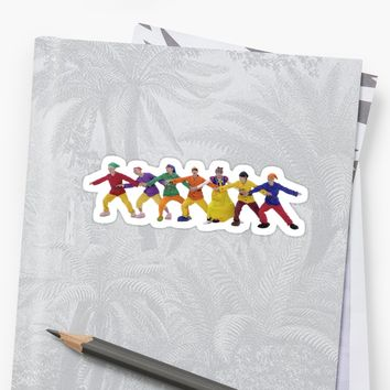 'snow white go go' Sticker by blockb