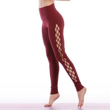 Interlaced Leggings