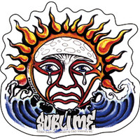 Sublime - Weeping Sun Sticker #44