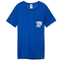 University of Kentucky Campus Short Sleeve Tee - PINK - Victoria's Secret