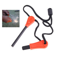 High-quality Camping Tool Magnesium Survival Fire Sparkle