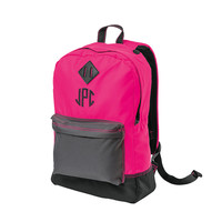 Retro Backpack - Custom monogrammed