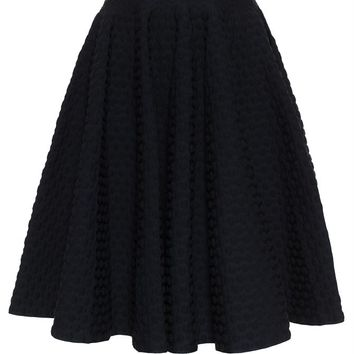 AZZEDINE ALAÏA | Toffee Skirt | brownsfashion.com | The Finest Edit of Luxury Fashion | Clothes, Shoes, Bags and Accessories for Men & Women