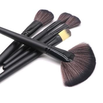 24 Piece Makeup Brush Set