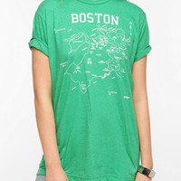 Urban Outfitters - Maptote Boston City Map Tee