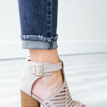 Refined Moments Heels