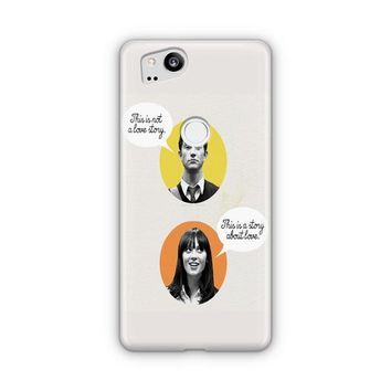 500 Days Of Summer Wow 2 Google Pixel 3 Case | Casefantasy