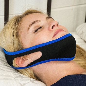 Adjustable Stop Snoring Chin Strap