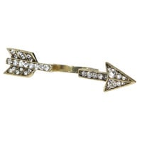 Cupids Arrow Ring | Shop Jewelry at Wet Seal