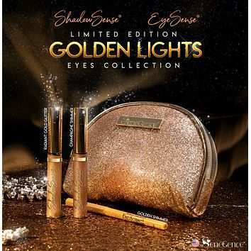 Limited Edition – Golden Lights Eye Collection