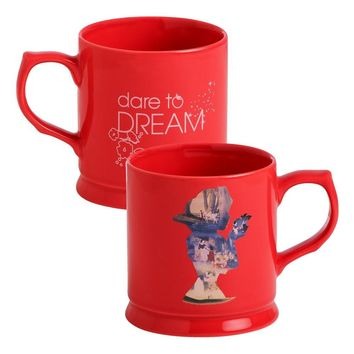Disney by Vandor Snow White Dream 12 oz. Refined Ceramic Coffee Mug New with Box
