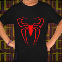 spiderman costume tshirt, spiderman costume tshirt, Amazing Spiderman shirt, Amazing Spiderman birthday, youth tshirt, kids clothes
