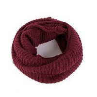 Knitted Breeze Infinity Scarf - 2020AVE